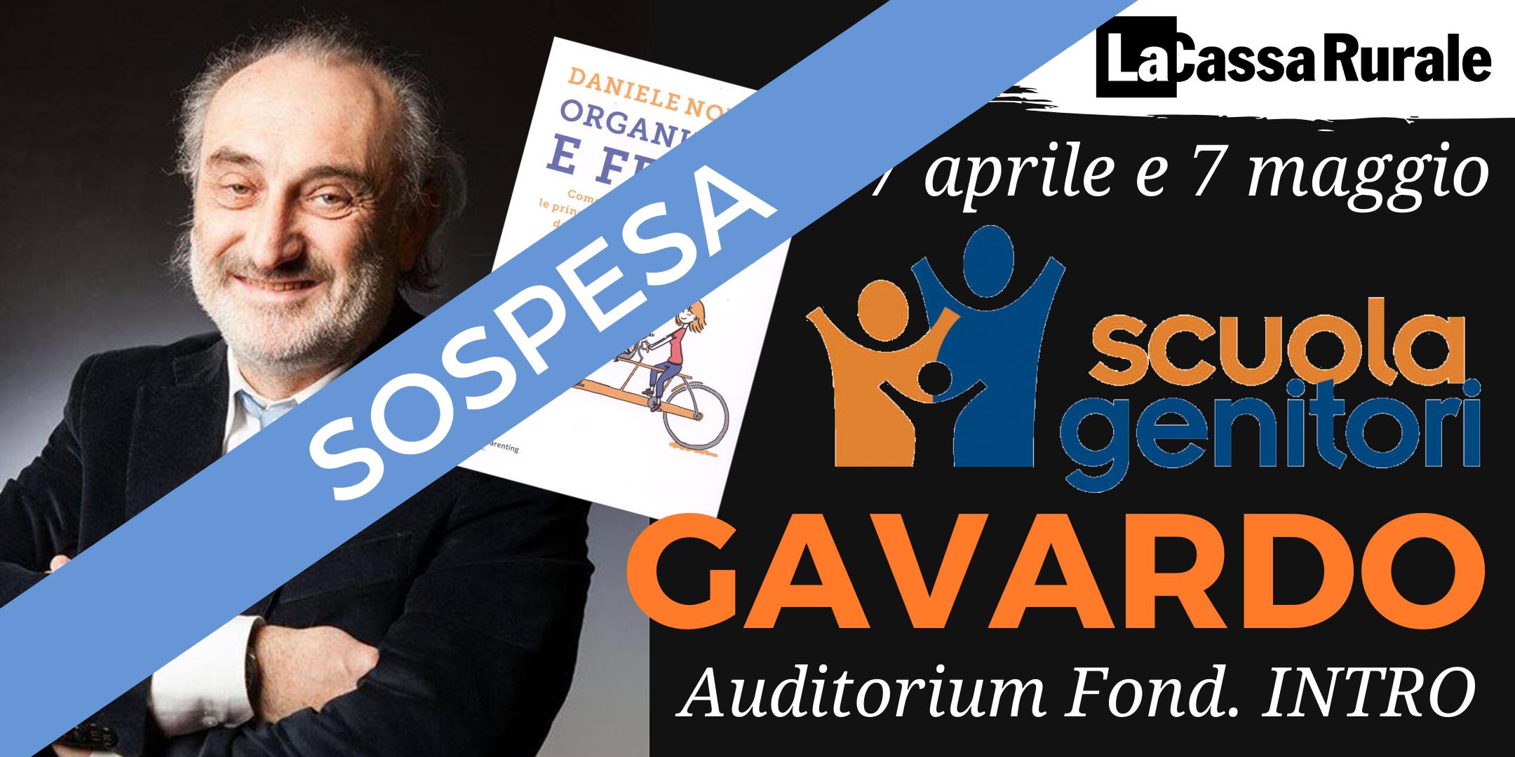 Scuola Genitori Gavardo - SOSPESA
