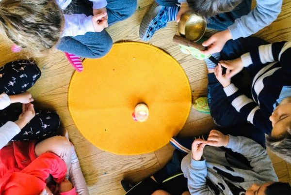 Pratiche di Mindfulness nella Scuola dell'infanzia